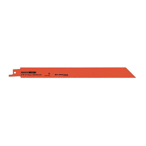 Bahco 3840-228-18-ST-100P |<br>Bi-Metal Reciprocating Blade Straight 9