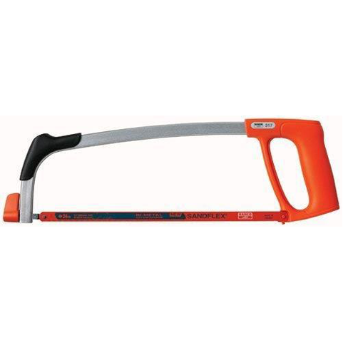 Bahco 317 | Professional Light Hacksaw Frame