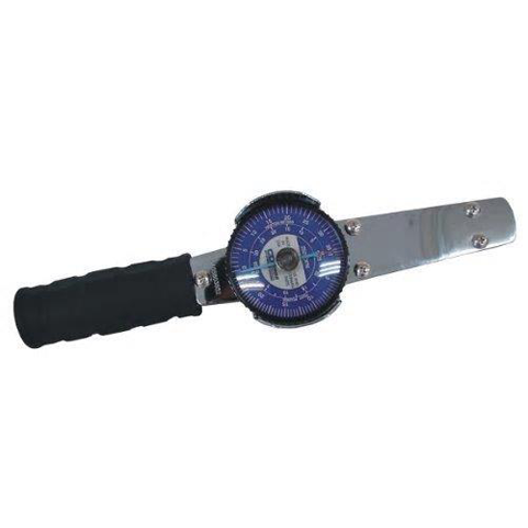 CDI Torque 151LDIN | 1\4 Drive (0-15 In-Lb.) Dual Scale Dial Torque Wrench
