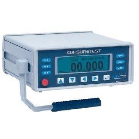 CDI Torque 5000-ST |<br>Suretest Monitor With Cable & Case