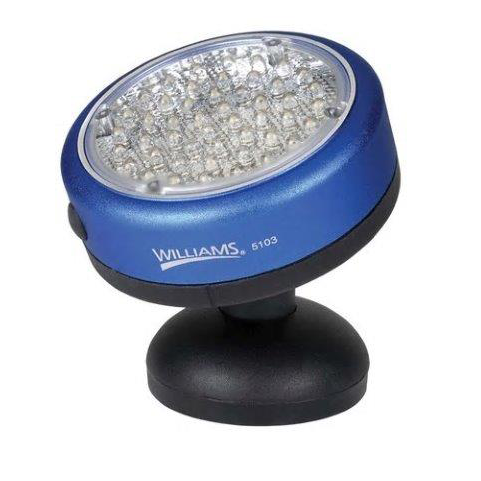 Williams 5103 |<br>48 LED Rotating Magnetic Work Light