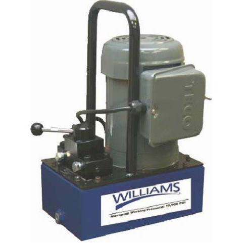 Williams 5E05H1G |<br>Electric Pump - 0.5 H.P. and 1 Gallon