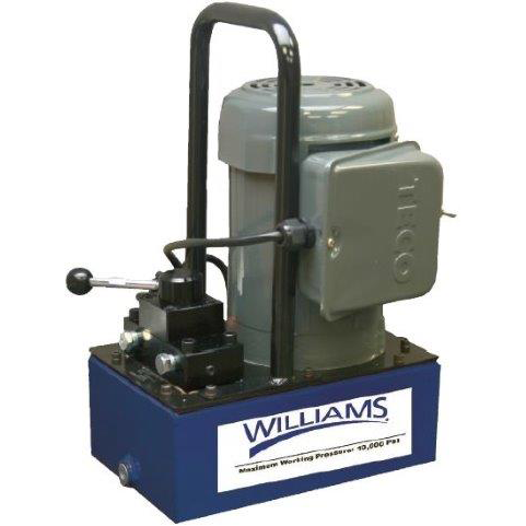 Williams 5E05H1GR |<br>Electric Pump with Pendant Switch - 0.5 H.P. 1 Gallon