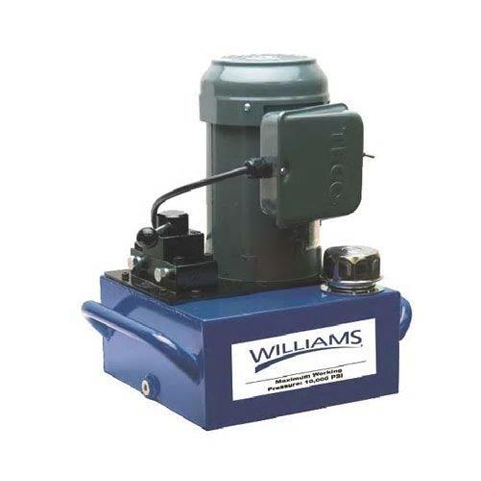 Williams 5E10H2G |<br>Electric Pump - 1.0 H.P. and 2 Gal