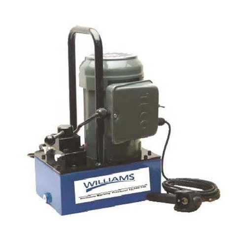Williams 5E10H2GR |<br>Electric Pump with Pendant Switch - 1.0 H.P. 2 Gallon