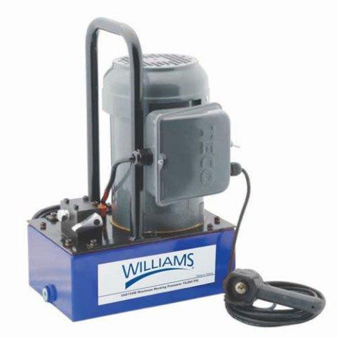 Williams 5EA05H1G |<br>Electric Pump With Auto Return Valve - 0.5 Hip and 1 Gal