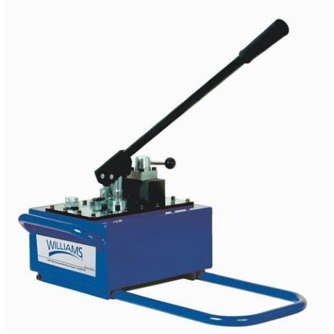 Williams 5HD2S100 |<br>2 Speed Double Acting Hand Pump 128 Cubic Inch Oil Capacity