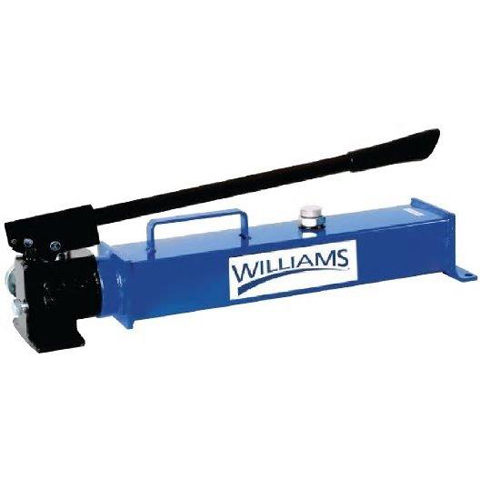 Williams 5HS2S200 |<br>2 Speed Hand Pump 140 Cubic Inch Oil Capacity