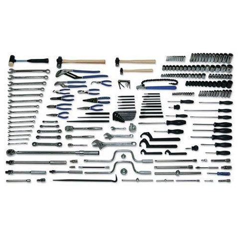 Williams MSC-225 |<br>224 Pc Metric Maintenance Service Set Tools Only MSC-225
