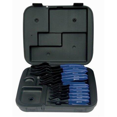 Williams PL-1612 |<br>Combo Internal - External Convertible Snap Ring Pliers Set 12 Pc