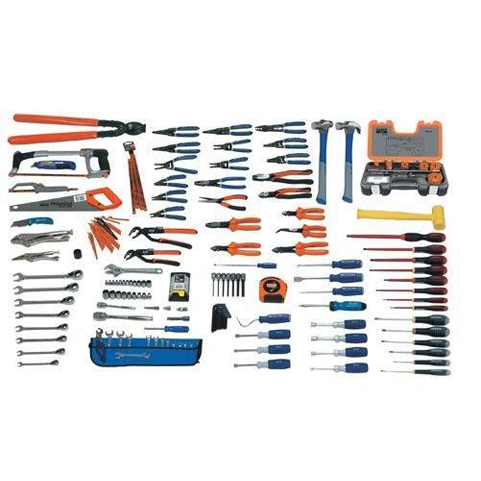 Williams WSC-167 |<br>165 Pc Electrical Maintenance Tool Set SAE Tools Only