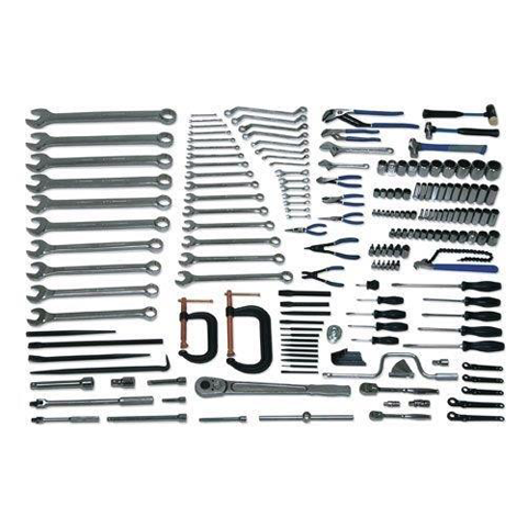 Williams WSC-172 |<br>170 Pc Heavy Maintenance Service Tool Set SAE Tools Only