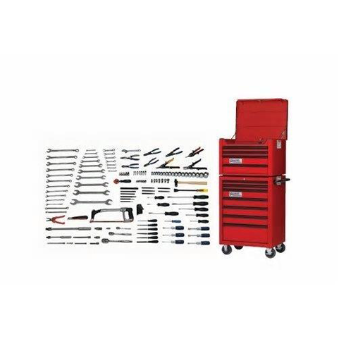 Williams WSC-173TB |<br>173 Pc Intermediate Maintenance Service Tool Set SAE Tools With Storage