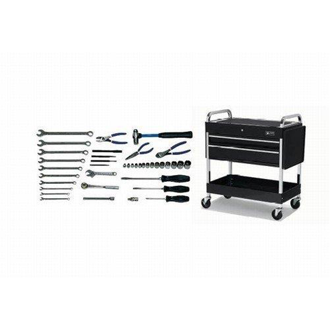Williams WSC-41TB |<br>Basic Service Set With Tool Box - 41 Pc