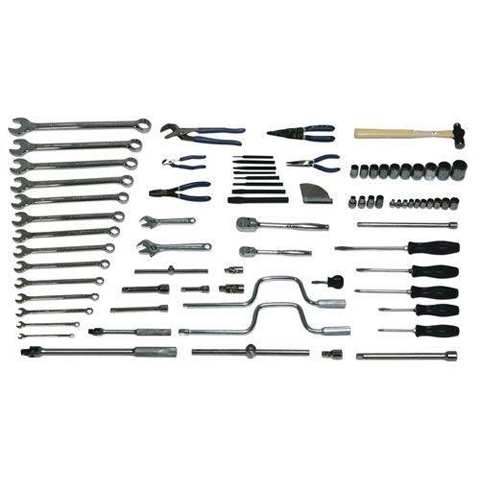 Williams WSC-80 |<br>General Service Set Tools Only - 79 Pc