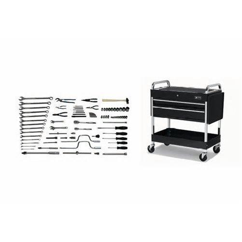 Williams WSC-80TB |<br>General Service Set With Tool Box - 80 Pc