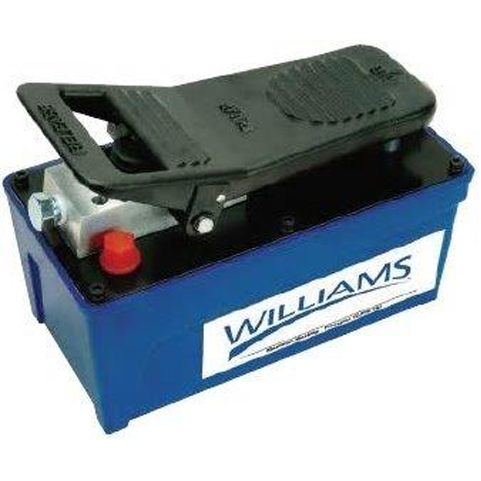 Williams 5AS150 |<br>10,000 PSI Air Pump 91.5 Cubic Inch Oil Capacity