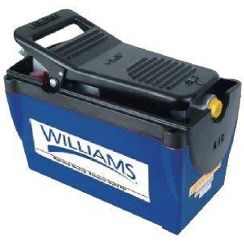 Williams 5AS200 |<br>10,000 PSI Air Pump 122 Cubic Inch Oil Capacity