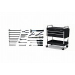 Williams WSC-41TB | Basic Service Set with Tool Box (USA Made)
